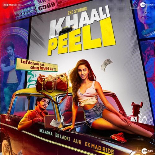 Khaali Peeli By Divya Kumar, Nakash Aziz and others... full mp3 album song