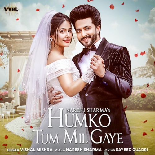 Humko Tum Mil Gaye Vishal Mishra, Naresh Sharma mp3 song free download, Humko Tum Mil Gaye Vishal Mishra, Naresh Sharma full album